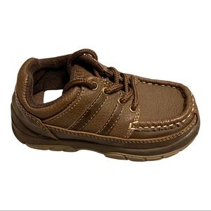 Carter's Brown Youth Loafers NWT